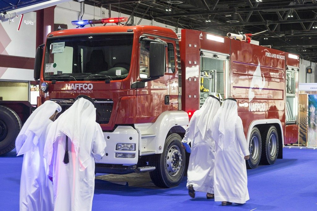 Wetex 2016 attracted nearly 2,000 exhibitors from 46 countries. Antonie Robertson / The National