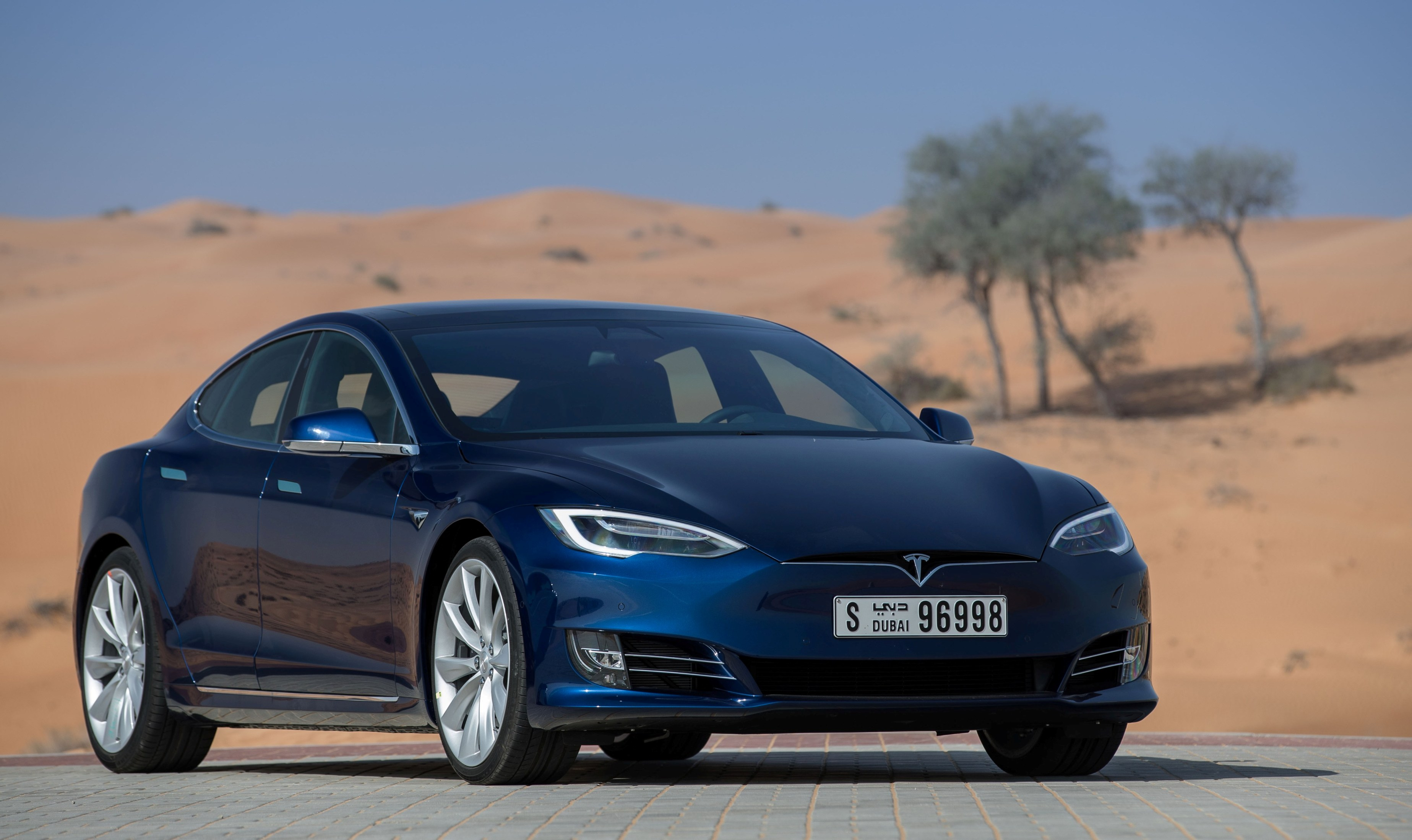 Tesla Launches Used Car Sales