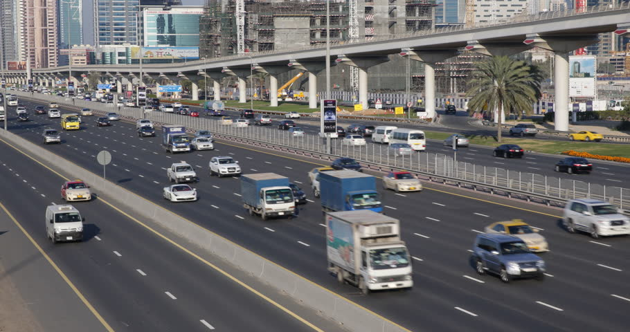 20km H Buffer On Speed Limits Valid In Dubai Say Police