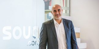 "Mouchawar says Souq and Amazon are ""a great place to be; I would not want to be anywhere else, where you're always too intimidated to think and create""."