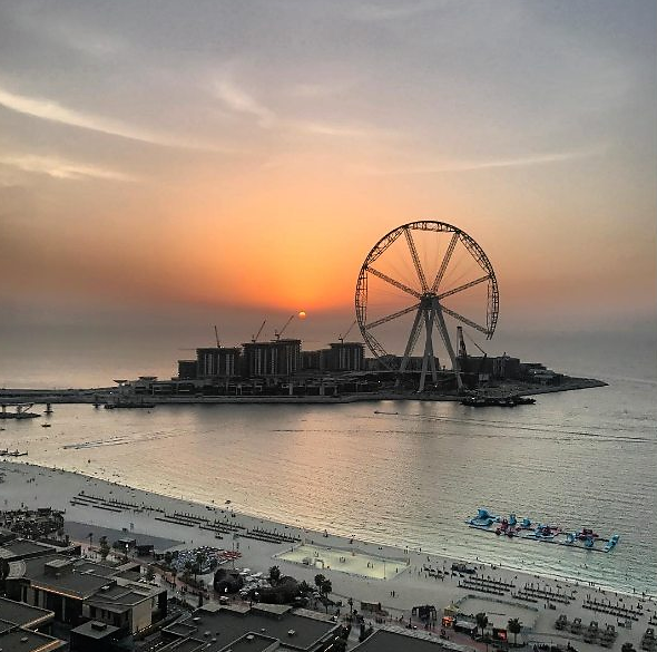 Uae Weather Cooling Down Continues