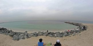 Hot, foggy and humid weather in UAE until Monday