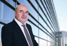 Mirwais Azizi, Azizi Group chairman.