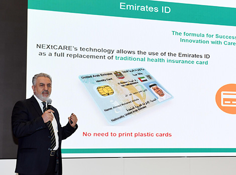 Use Emirates ID card to avail health insurance services ...