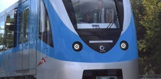 First new Dubai Metro train arrives next November 2018: Al Tayer