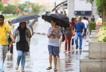 Rains predicted for four days in UAE