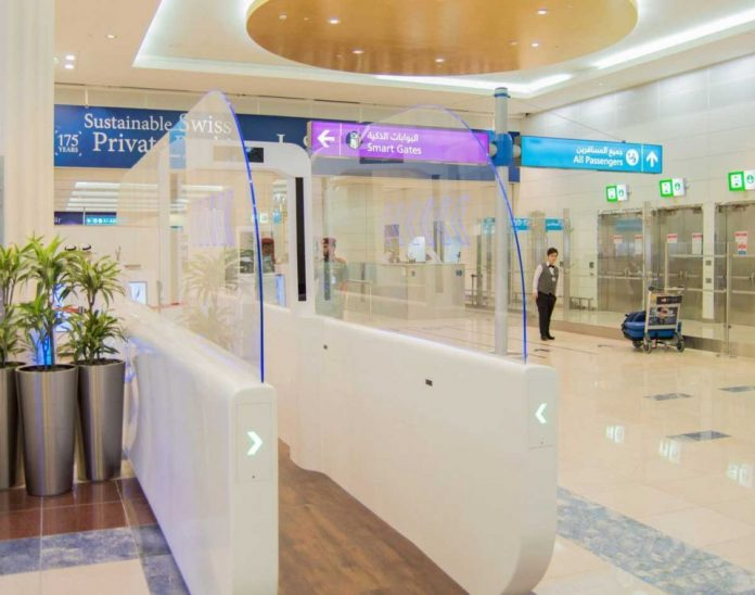 Dubai airport trials 'Smart Tunnel' that allows passengers clear passport control in 15 seconds
