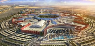 Construction of Dubai's $330m Cityland mall nears completion