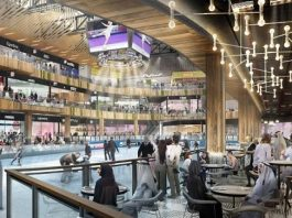 Dubai firm to build the world's largest sports shopping mall