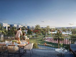 Emaar unveils villas near Expo 2020 site