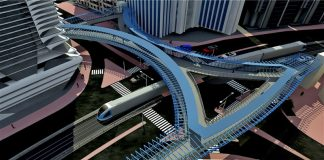 RTA constructs three footbridges, one with four-directional links at Dubai Marina