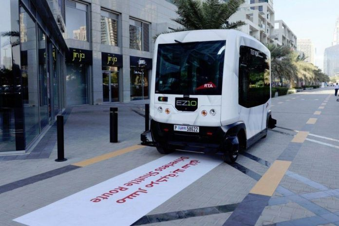 Most GCC transport firms see driverless trucks by 2028