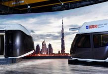 Dubai Sky Pod: the RTA's vision of transport in the future