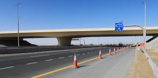 Bridge linking UAE mainland with exclusive Abu Dhabi island completed