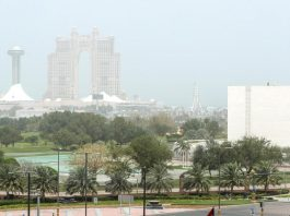 UAE weather: Dust and clouds expected as temperatures cool