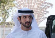 Sheikh Hamdan reviews progress at Expo 2020 Dubai construction site