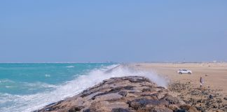 Weather: Rough sea, waves up to 7ft high to hit UAE offshore