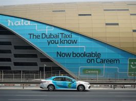 RTA migrates taxi bookings services to Hala e-hailing platform on December 7