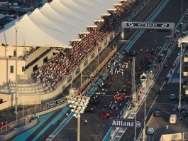 Tickets 'selling out fast' for Abu Dhabi F1 Grand Prix