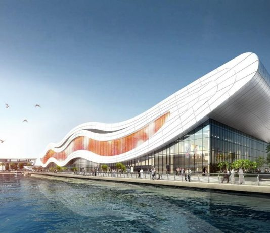 World's first Cinemacity to open in Abu Dhabi in 2020