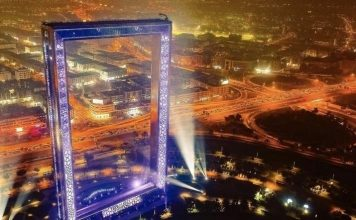 Dubai Frame's 1st New Year's Eve fireworks to welcome 2020